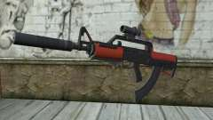 Rifle BullPup из GTA 5
