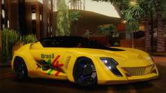 Bertone Mantide World Brasil 2010