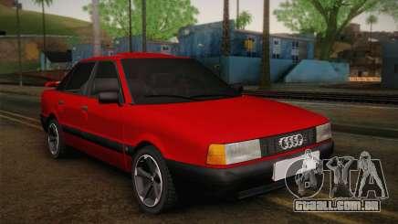 Audi 80 B3 v1.0 para GTA San Andreas