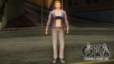 Woman Autoracer from FlatOut v2 para GTA San Andreas