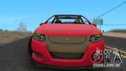 Cheval Surge V1.0 para GTA San Andreas