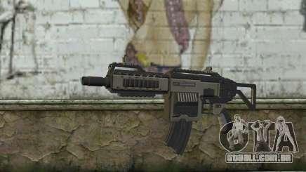 NS-11C Carbine from Planetside 2 para GTA San Andreas