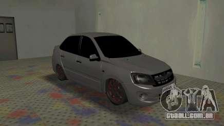 VAZ 2190 Conceder para GTA San Andreas