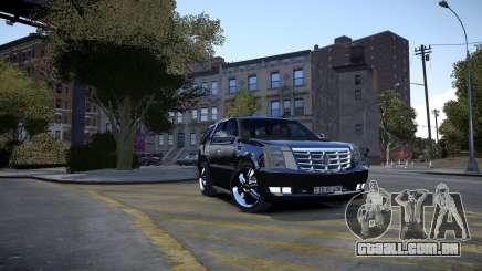 Cadillac Escalade para GTA 4