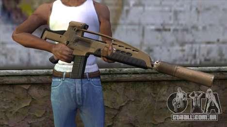 XM8 Assault Dust para GTA San Andreas terceira tela