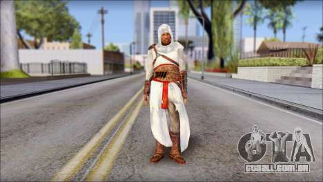 Assassin'v2 para GTA San Andreas