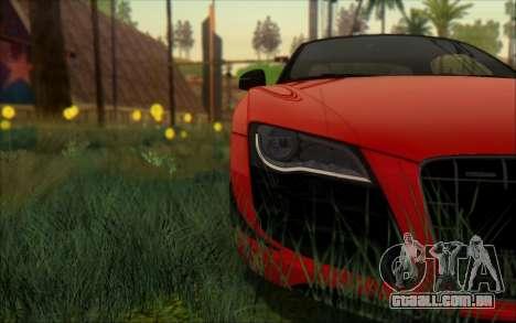 SA Ultimate Graphic Overhaul 1.0 Fix para GTA San Andreas segunda tela