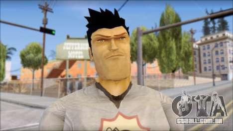 Serious Sam para GTA San Andreas terceira tela