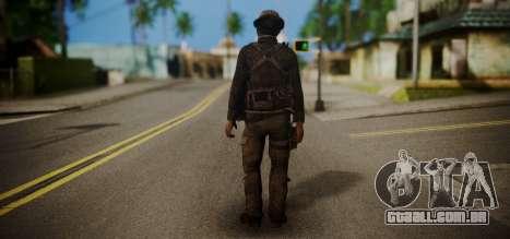 John Price para GTA San Andreas segunda tela