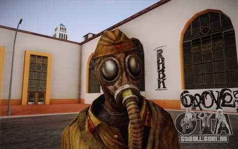 Nikolai from Killing Floor para GTA San Andreas terceira tela