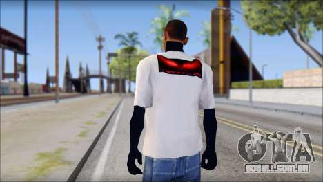 Monster von Back O Beyond T-Shirt para GTA San Andreas segunda tela