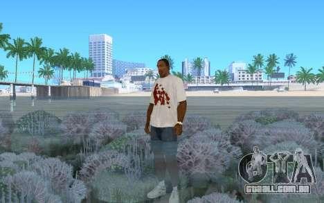 Andando sobre as águas para GTA San Andreas terceira tela