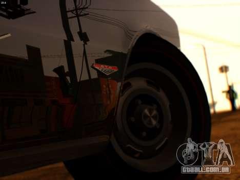 Lime ENB v1.1 para GTA San Andreas décima primeira imagem de tela