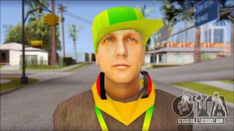 Urban DJ v3 para GTA San Andreas terceira tela