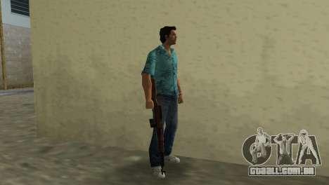Auto-Carregamento De Rifle Tokareva para GTA Vice City terceira tela
