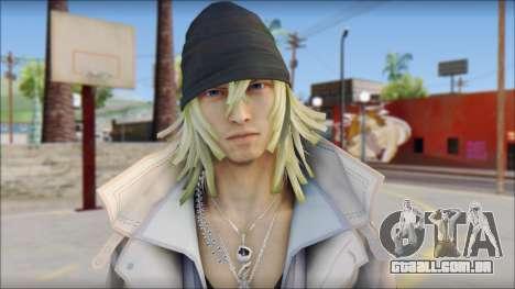 Final Fantasy XI - Snow para GTA San Andreas terceira tela