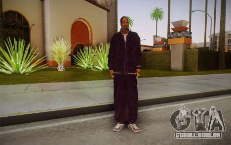 Snoop Dogg Skin para GTA San Andreas