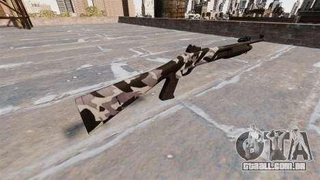 Ружье Benelli M3 Super 90 sibéria para GTA 4 segundo screenshot