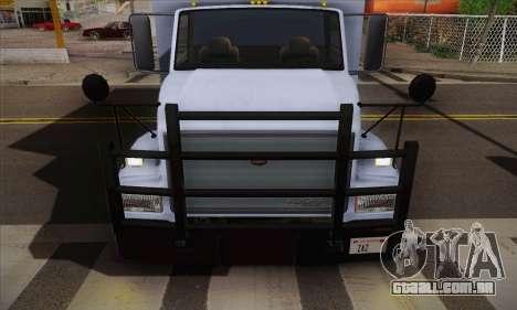 GTA V Benson para GTA San Andreas traseira esquerda vista