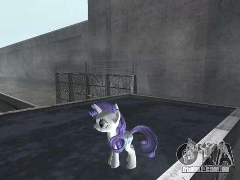 Rarity para GTA San Andreas segunda tela