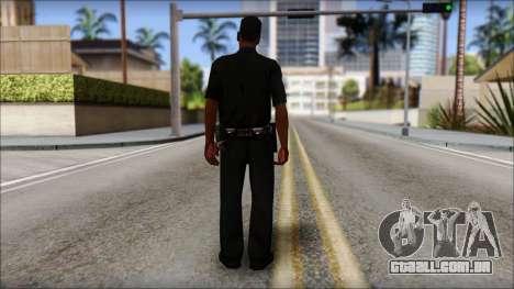 Sweet Policia para GTA San Andreas terceira tela