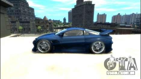 CyborX CD XL-GT para GTA 4 vista direita