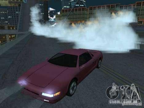 Freio para GTA San Andreas