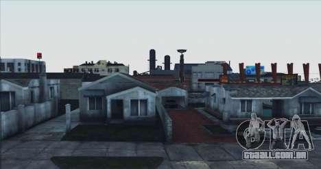 ViSA Beta 1 para GTA San Andreas segunda tela