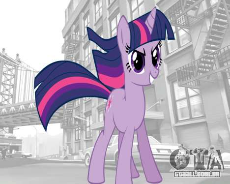 Arranque telas de My Little Pony para GTA 4 sétima tela