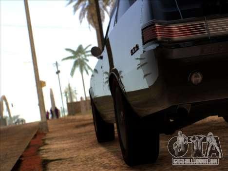 Lime ENB v1.1 para GTA San Andreas nono tela
