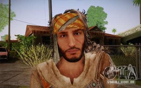 Yusuf Tazim from Assassin Creed: Revelation para GTA San Andreas terceira tela