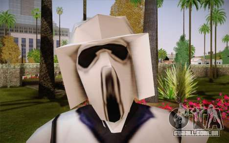 Scout trooper II para GTA San Andreas terceira tela