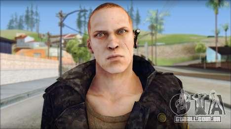 Jake Muller from Resident Evil 6 v1 para GTA San Andreas terceira tela