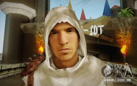 Altair from Assassins Creed para GTA San Andreas terceira tela
