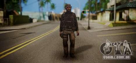John Price para GTA San Andreas