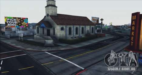 ViSA Beta 1 para GTA San Andreas terceira tela
