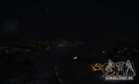 ENBSeries for Low PC para GTA San Andreas por diante tela