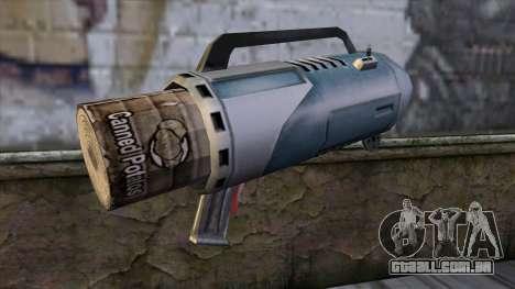 Spudgun from Bully Scholarship Edition para GTA San Andreas segunda tela