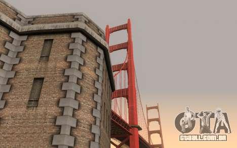 ENBSeries v5.2 Samp Editon para GTA San Andreas por diante tela