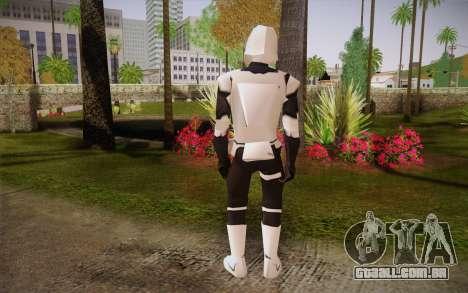 Scout trooper II para GTA San Andreas segunda tela