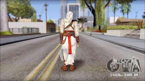 Assassin'v2 para GTA San Andreas segunda tela