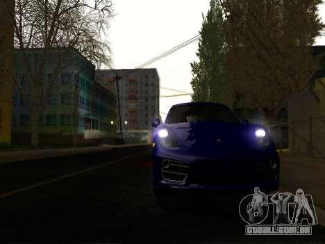 ENB por Makar_SmW86 v5.5 para GTA San Andreas por diante tela