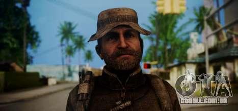John Price para GTA San Andreas terceira tela