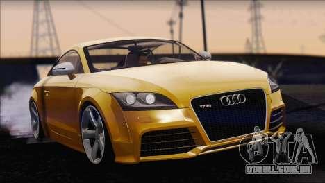 Audi TT RS v2 2011 para GTA San Andreas