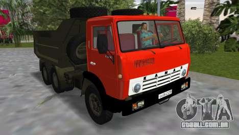KamAZ 5511 para GTA Vice City