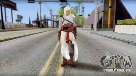 Assassin'v3 para GTA San Andreas