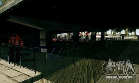 New Santa Maria Beach v1 para GTA San Andreas quinto tela