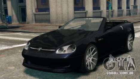Feltzer Grey Series para GTA 4