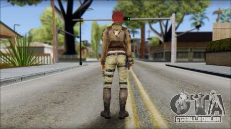 Tweed para GTA San Andreas segunda tela