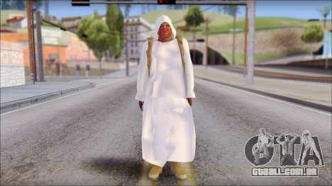Arabian Skin para GTA San Andreas